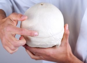 Fontanella centrale posteriore della testa del neonato; si forma tra le ossa parietali e l'occipite.