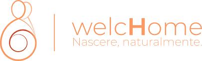 Logo welchome onlus, associazione di cui fa parte il dott Silva, osteopata pediatrico